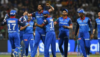 When the two teams last faced off, Delhi Capitals came out on top