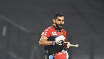 आईपीएल रिकॉर्ड, विराट कोहली आईपीएल अपनी होम टीम भारतीय