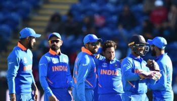 टीम इंडिया जर्सी