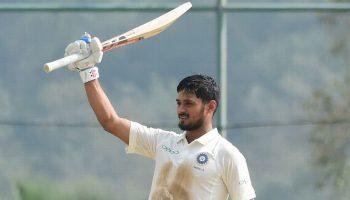 इंडिया ए के कप्तान