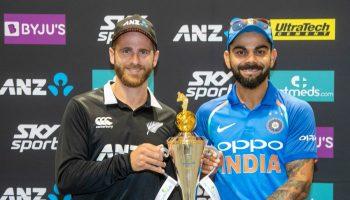 भारत न्यूजीलैंड