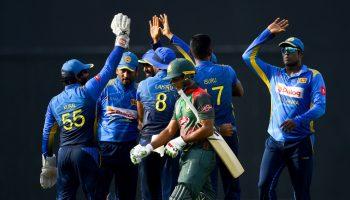 श्रीलंका जीत