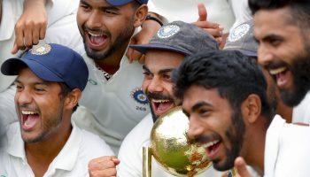भारत टेस्ट चैंपियनशिप