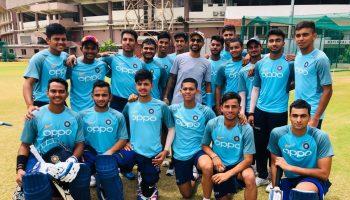 भारतीय अंडर-23 टीम