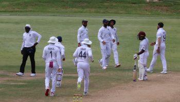 अभ्यास मैचः वेस्टइंडीज ए बनाम भारत