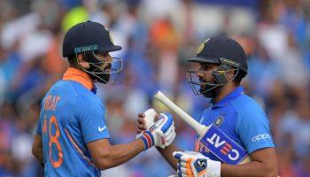 वनडे सीरीज़ भारत