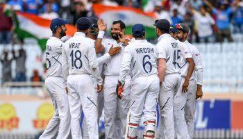 भारत ने दक्षिण अफ्रीका को हराया