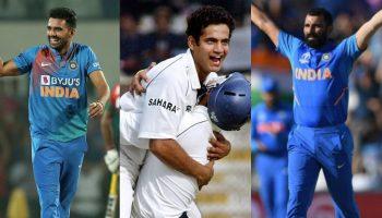 अंतरराष्ट्रीय स्तर पर इन भारतीय गेंदबाजों ने ली है हैट्रिक
