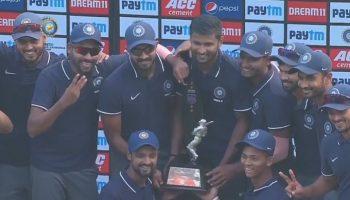 देवधर ट्रॉफी इंडिया