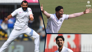 Indian pace bowling