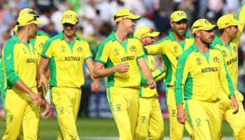 भारत दौरे के लिए ऑस्ट्रेलिया वनडे