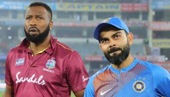 भारत बनाम वेस्टइंडीज दूसरे टी-20