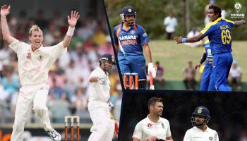 सबसे ज्यादा बार भारतीय बल्लेबाजों को इन गेंदबाजों ने आउट किया