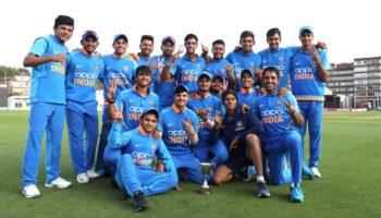 भारतीय टीम घोषित प्रियम गर्ग