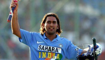 धोनी क्रिकेट कप्तान