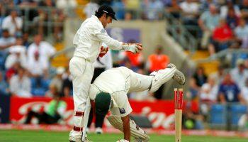 हिट-विकेट बल्लेबाज