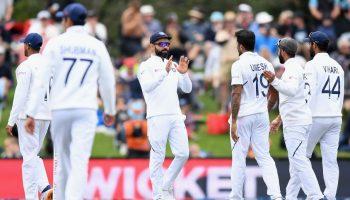 आईसीसी टेस्ट रैंकिंग टीम इंडिया
