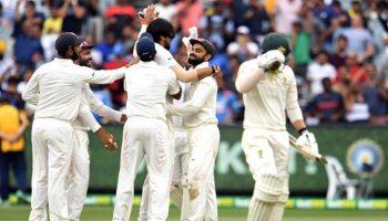 टीम इंडिया क्वारंटाइन ऑस्ट्रेलिया