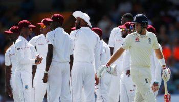 इंग्लैंड वेस्टइंडीज टेस्ट मैच यादगार