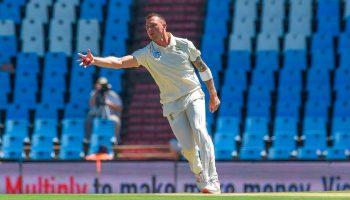 टेस्ट मैच में लंच से पहले 5 विकेट हॉल लेने वाले गेंदबाज