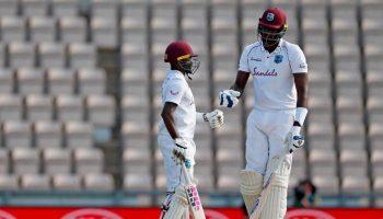 वेस्टइंडीज इंग्लैंड पहला टेस्ट
