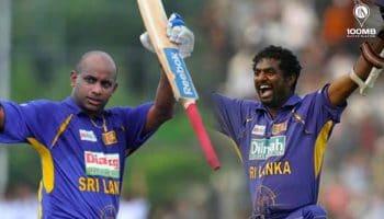 सनथ जयसूर्या मुथैया मुरलीधरन बल्लेबाजी क्रिकेट