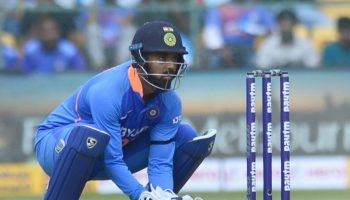 केएल राहुल विकेटकीपर भारतीय टीम
