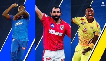 IPL 2020 गेंदबाज