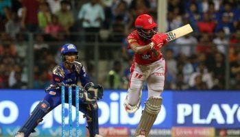 किंग्स इलेवन पंजाब मुंबई इंडियंस आईपीएल 2020