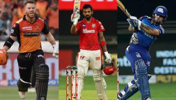 IPL 2020 रन