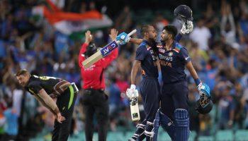 हार्दिक पांड्या ने आखिरी ओवर में भारत की झोली में डाली सीरीज