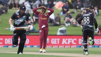 NZvsWI: इन 5 खिलाड़ियों का प्रदर्शन टी-20 सीरीज में रहा शानदार
