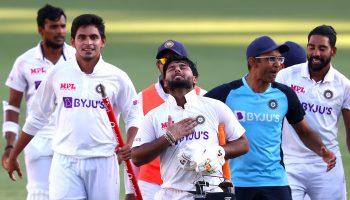 AUSvsIND: गाबा में भारत ने ऑस्ट्रेलिया को किया पस्त, सीरीज किया अपने नाम