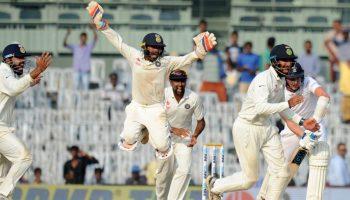 INDvsENG:भारतीय जमीं पर खेले गए यह 5 टेस्ट मैच रहे सबसे यादगार