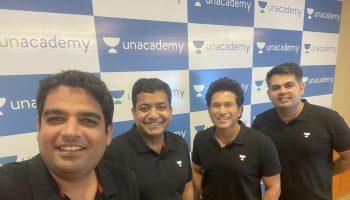 मास्टर-ब्लास्टर सचिन तेंदुलकर ने मिलाया Unacademy से हाथ