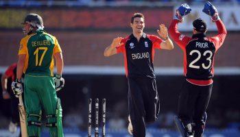 वनडे विश्वकप में सबसे कम लक्ष्य का बचाव करने वाली पांच टीमें