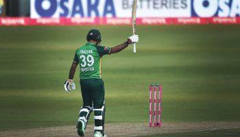 तीन बल्लेबाज जिन्होंने लक्ष्य का पीछा करने के दौरान बनाए व्यक्तिगत उच्च स्कोर, फखर जमां, तीन वनडे मैचों की सीरीज में इन 5 खिलाड़ियों का प्रदर्शन रहा दमदार