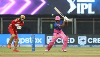 संजू सैमसन पंजाब मैच रिव्यू आईपीएल 2021 रिकॉर्ड