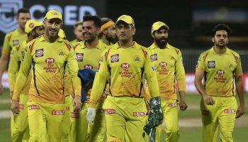 IPL 2021 चेन्नई