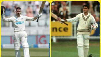 इंग्लैंड टेस्ट डेब्यू